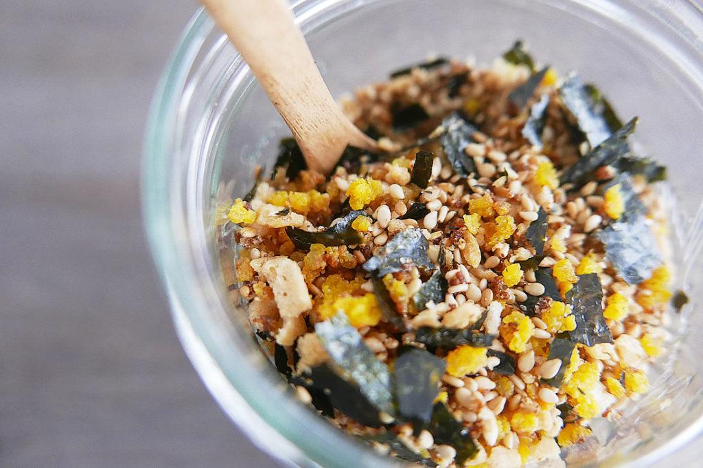 """Tamago """"noritama"""" furikake  – Japanese rice seasoning"""