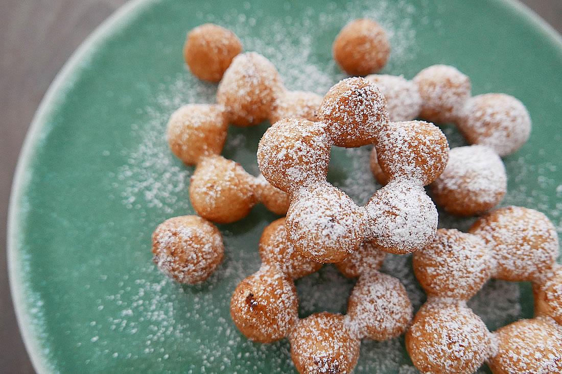 Mochi doughnuts - Pon de Rings