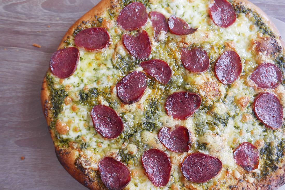 Easy quick Pizza