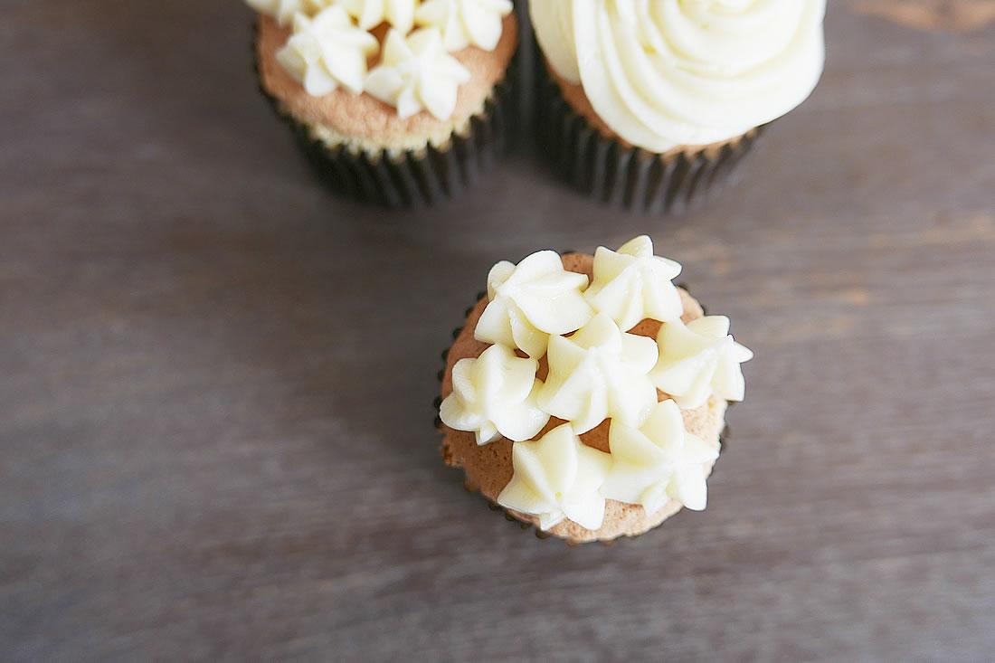 Fluffy Cupcake