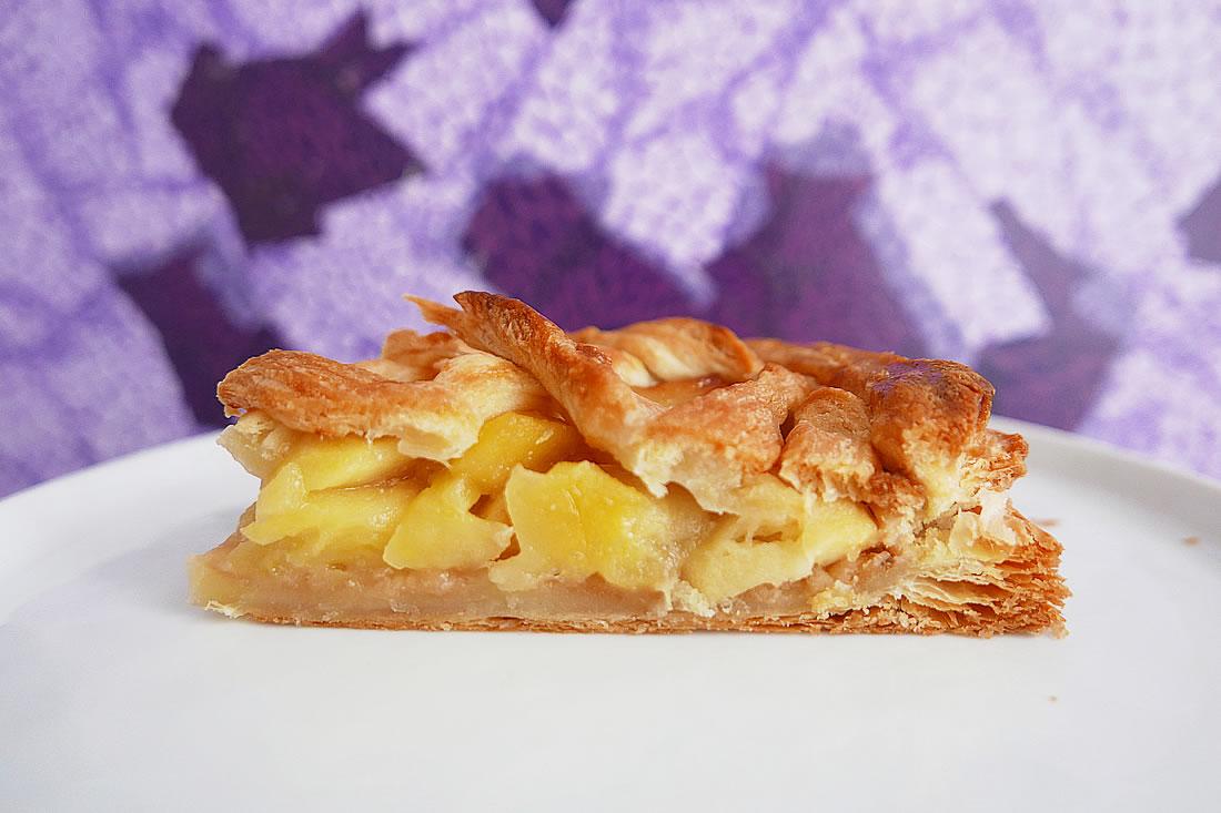 Japanese style Apple Pie