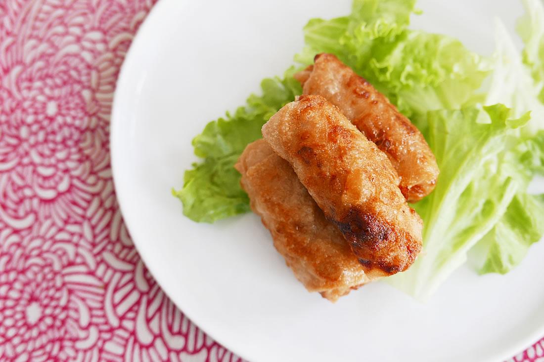 Vietnamese Fried Spring Roll (Chả giò or Nem rán)