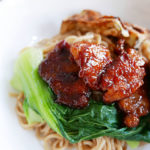 Asian style 'Yumen' Noodle