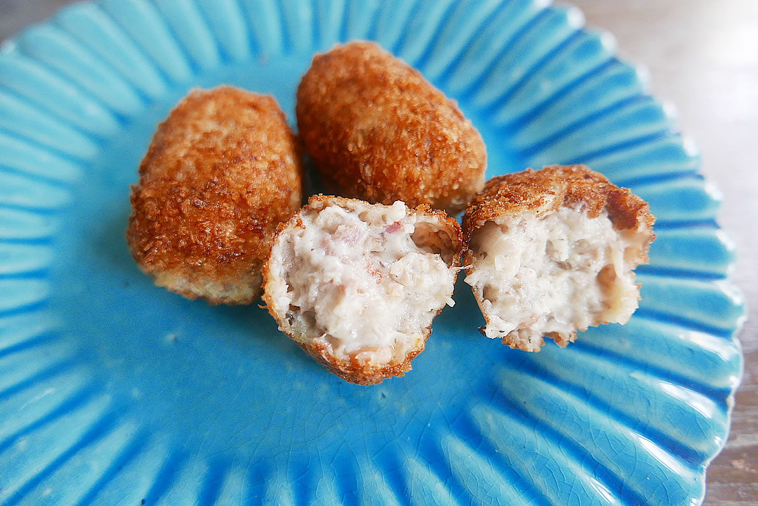 Cream croquette