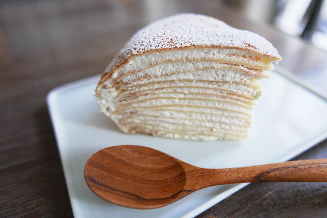 Mille Crepe Cake Dans La Lune