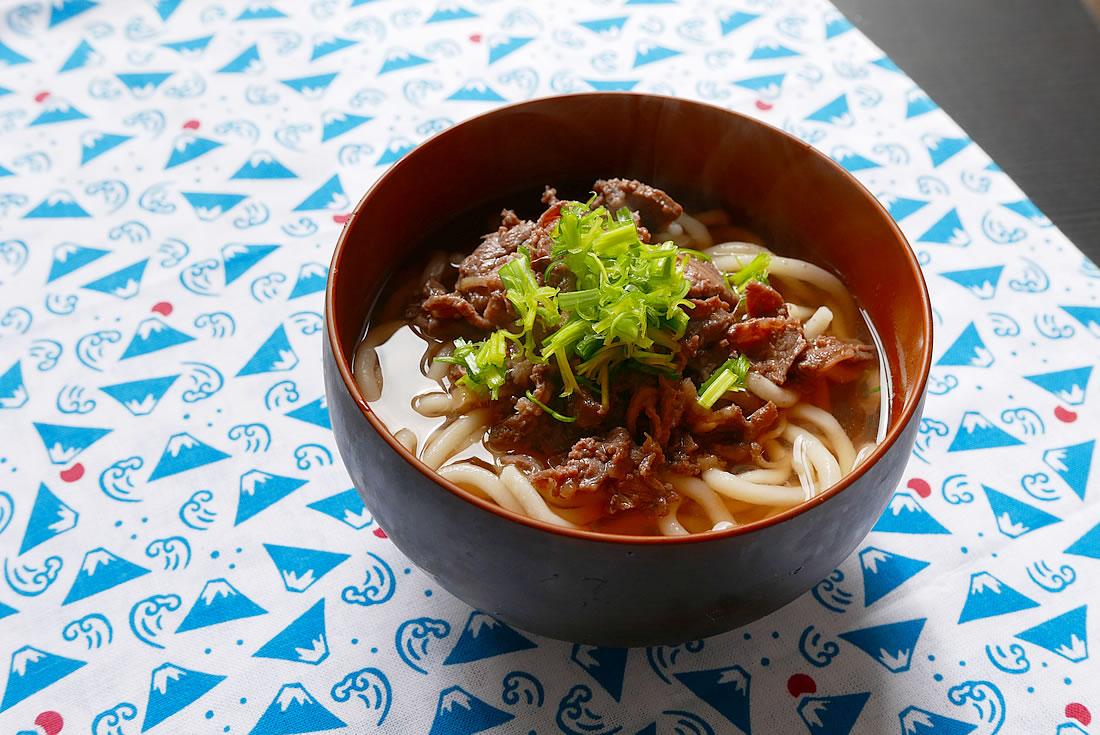 "Beef ""Japanese Niku"" Udon"