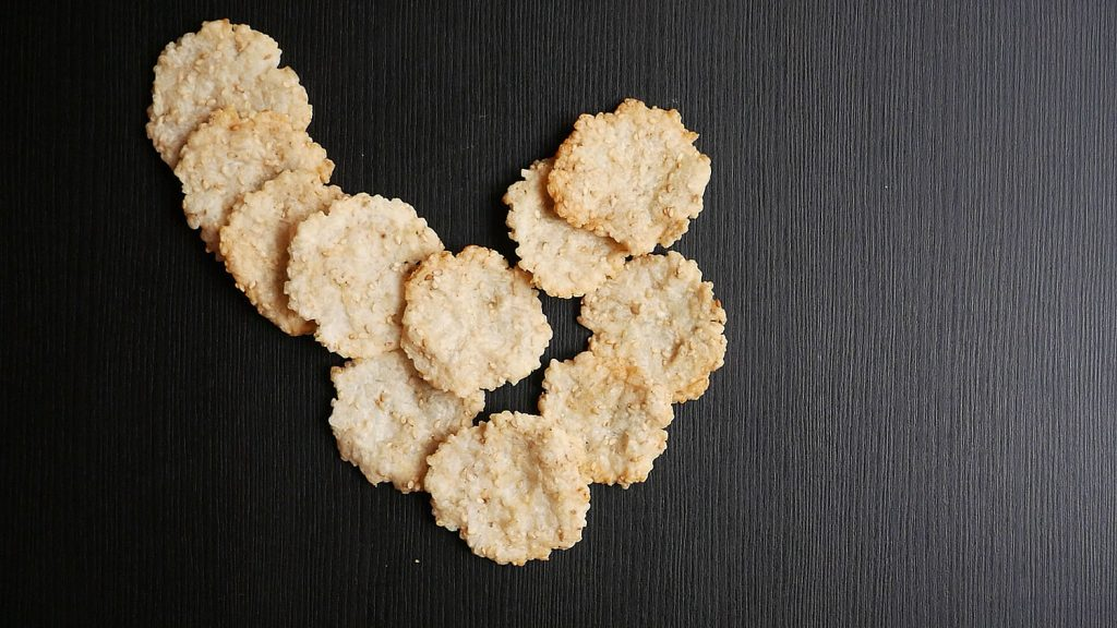 Senbei (Okaki) - Japanese rice crackersecipe