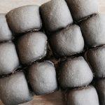 Fluffy black bread – Pull apart bread – Chigiri pan – Yudane