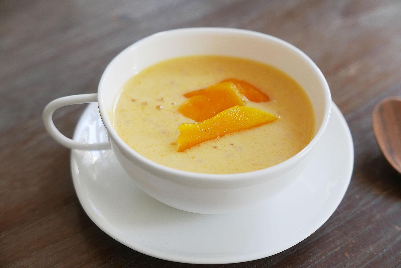 Mango Sago cream