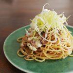 Canned Sardines Spaghetti – Recipe for 1