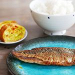 Saba Shioyaki – Recipe for 1 – Japanese Salt Grilled Mackerel