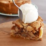 Dutch Apple Pie Appeltaart à la Winkel 43 ダッチアップルパイ