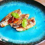 Homemade Olive Oil Sardines オイルサーディン