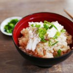 Tai-Meishi | Tai Gohan | Sea Bream Rice (Japanese Mixed Rice)