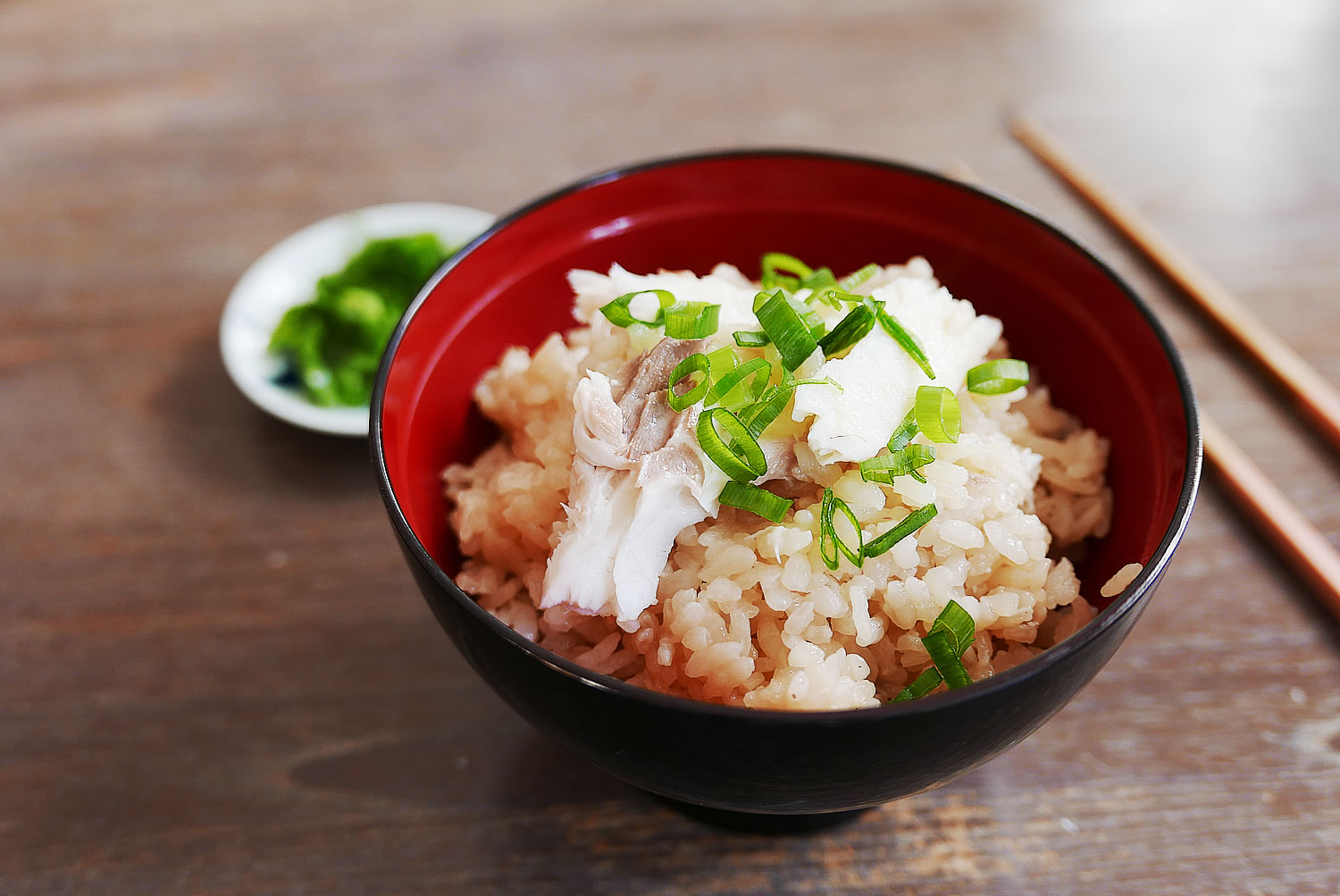 Tai-Meshi | Tai Gohan | Sea Bream Rice (Japanese Mixed Rice)