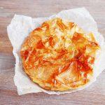 Crispy Apple Pie with Filo Pastry