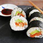 Salmon Roll – Maki Sushi