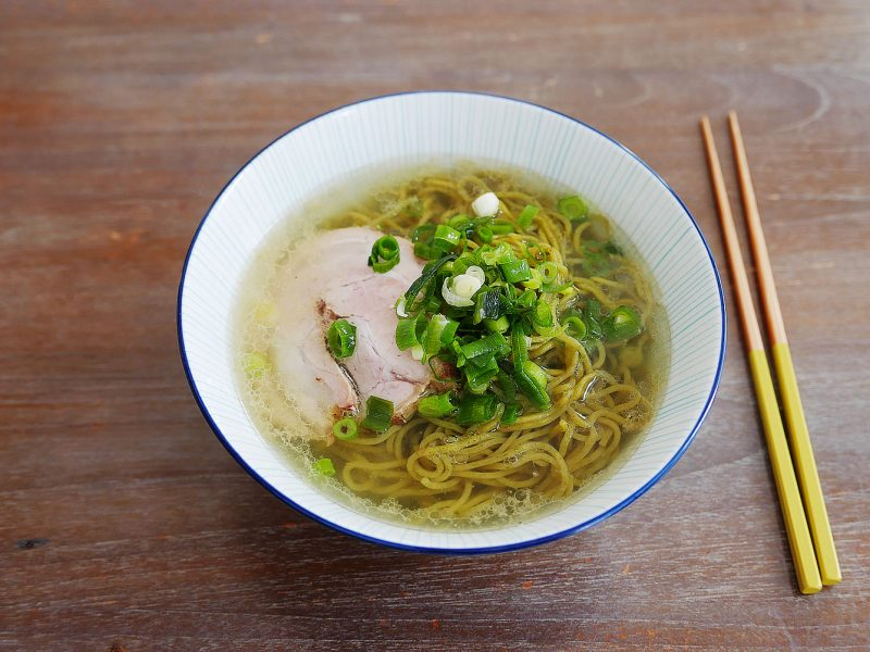 Homemade Easy Ramen